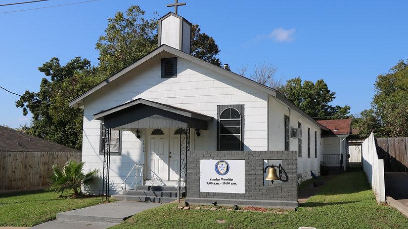 Rev. Dock Williams (Lead Minister) Sunday Worship @ 9:00 am