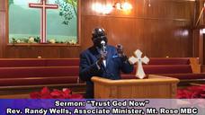 Rev Wells - Mt Rose - Jan 10 2021