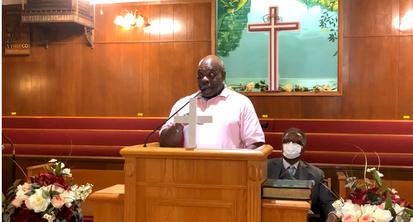 Rev Vincent Williams - Mt Rose - Oct 18 2020