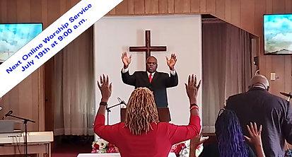 Rev Williams - Mt Seriah - Jul 19 2020