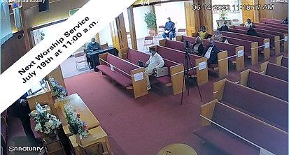 Pastor Harris - Mt Rose - Jul 19 2020
