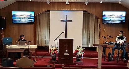 Rev Williams - Mt Seriah - Jul 12 2020