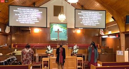 Pastor Harris - Mt Rose - Jul 12 2020