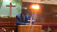 Pastor Harris - Mt Rose - Sep 20 2020