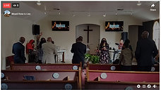 Rev Williams - Mt Seriah - Sep 20 2020