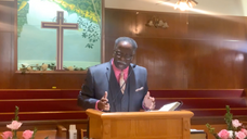Oct 10 2021 - Pastor John Harris - Mt Rose