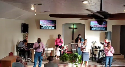 Rev Williams - Mt Seriah - Oct 18 2020