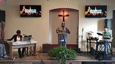 Rev Dock Williams - Mt Seriah - Jan 17 2021