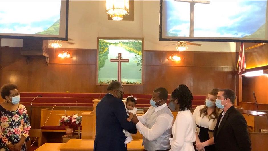 Pastor John Harris - Mt Rose - June 13 2021