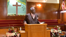 Pastor John Harris - Mt Rose - April 11, 2021
