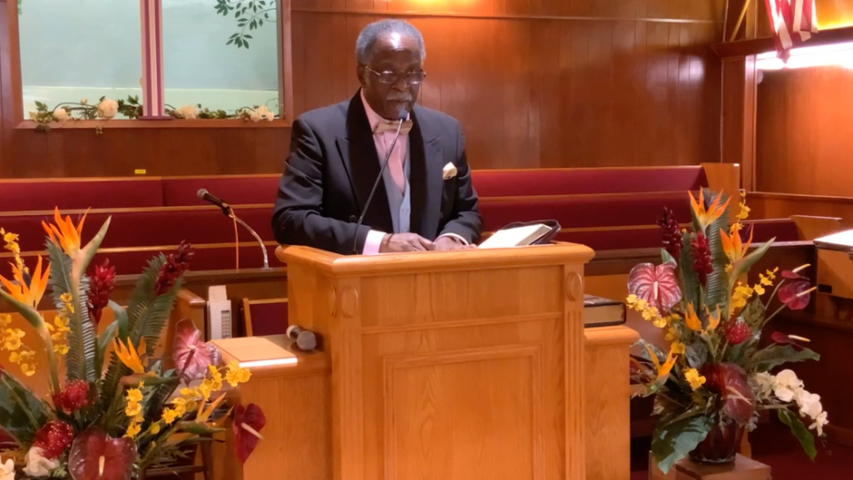 Oct 17 2021 - Pastor John Harris - Mt Rose