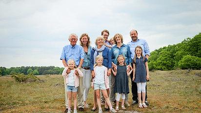 Familieshoot Tafelberg Blaicum