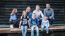 Familieshoot Achterveld