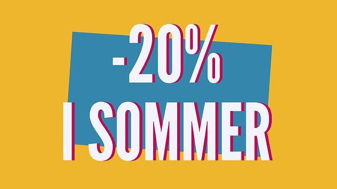 Sommerkampanje 2020