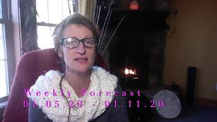Week Ahead Jan 5th - 11th 2020 (PART 1)
