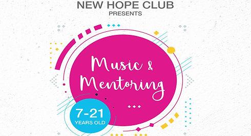 Music & Mentoring