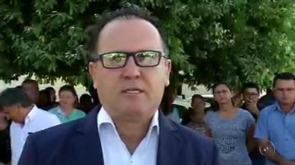 Exoneração de concursados em Meridiano