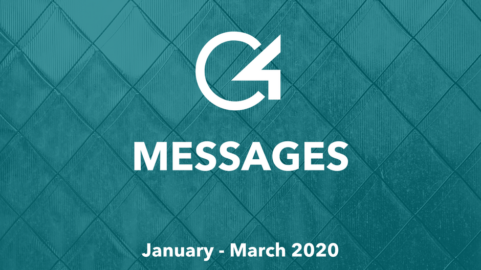 C4 Messages: January - March 2020