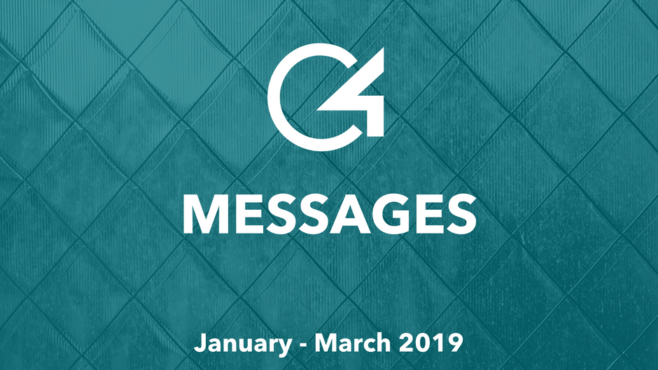 C4 Messages: January - March 2019