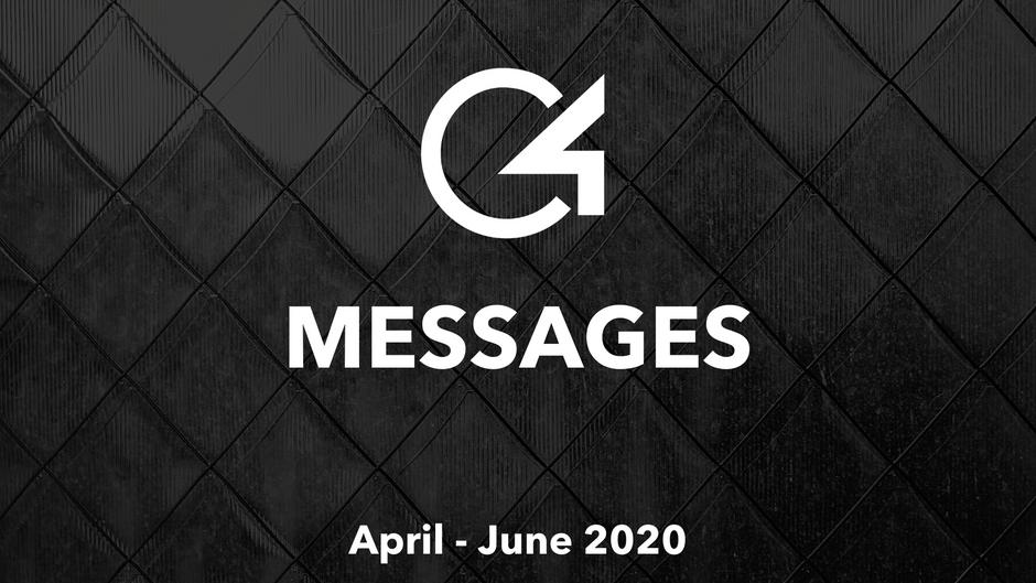 C4 Messages: April - June 2020