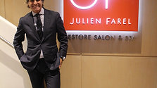 Celebrity Hair Stylist, Julien Farel