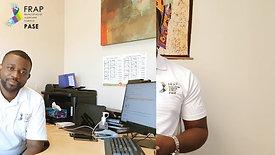 Les Employés de la FRAP participent à la campagne d'information et de sensibilisation sur le vaccin contre la Covid-19