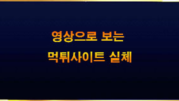 먹튀수첩-먹튀사이트 실체