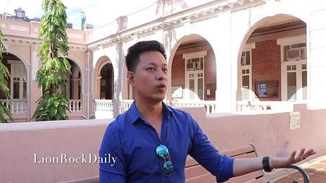 文匯報及香港仔的專訪 - 青年領航員 袁志平