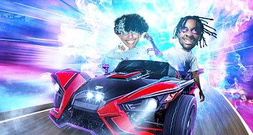 Speedracer Motion Cover