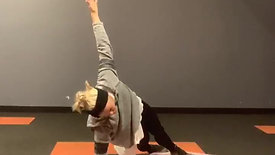 Friday Morning Stretch