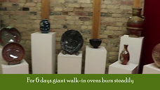 Tastemasters Go to London Clay Art Centre
