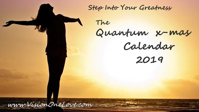 the Quantum x-mas Calendar 2019