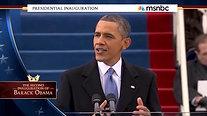 Obama Inauguration - NBC/MSNBC