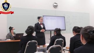 บรรยากาศการเรียนของ THCL Academy