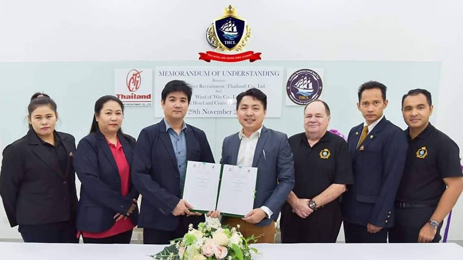 THCL academy X CTI Thailand
