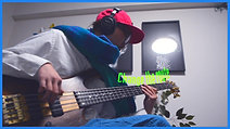 on & on bass