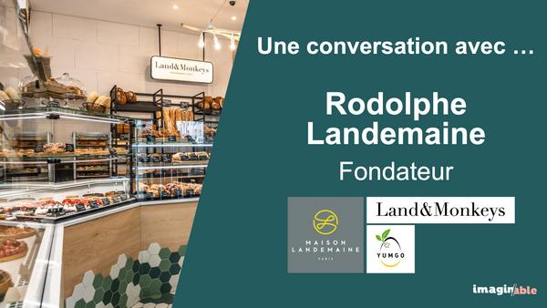 Table Ronde Raison d'Être - Rodolphe Landemaine (Extrait)