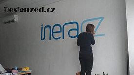 Malba logo kancelář Inera