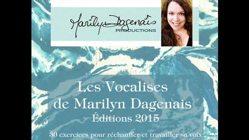 Vocalises et exercices - Édition 2015 - Les Productions MD