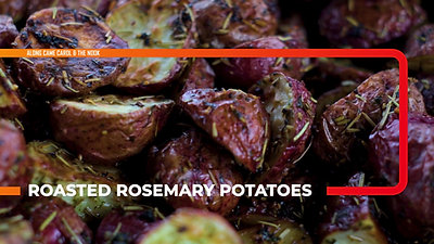 Chef Carol's Roasted Rosemary Potatoes