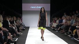 Kleid Masche schwarz