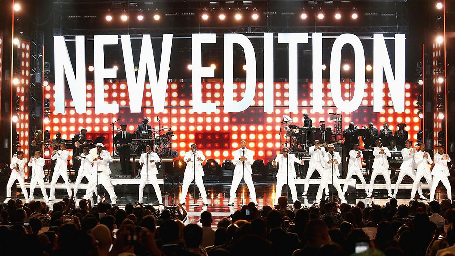 New Edition In The Mix Video