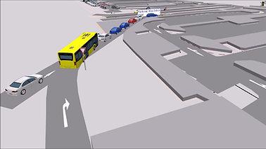 Parking lot Micro-Simulation מיקרו-סימולציה בחניון