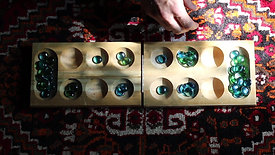 How to Play Round and Round Mancala