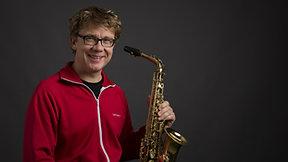 Beat Kappeler, Saxophon