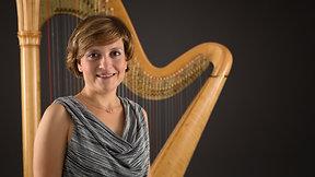 Yvonne Deusch, Harfe