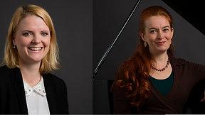 Aline Du Pasquier und Linda Loosli, Gesang - Schüler*innen erzählen
