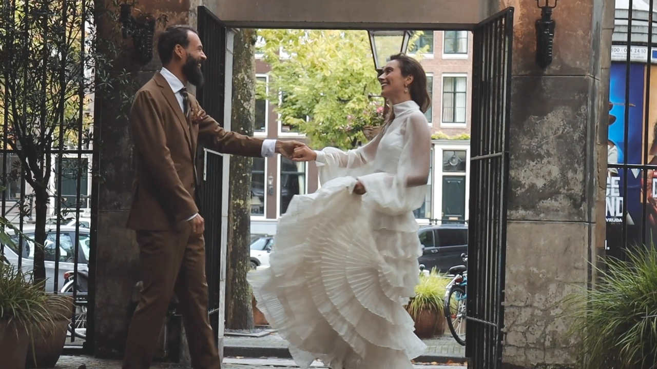 Styled Wedding Shoot, The Dylan | Behind the scenes