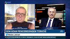 Cem Uzan'ı Kim Tehdit Etti   Cem Uzan-Saygı Öztürk   Sisler Bulvarı   02.12.2020