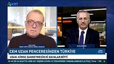 Cem Uzan Türkiye'den Nasıl Çıktı   Saygı Öztürk-Cem Uzan   Sisler Bulvarı   02.12.2020